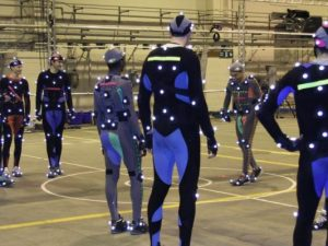 3D Motion Capture Systems