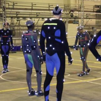 3D Motion Capture and Scanning